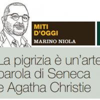 La pigrizia è un'arte, parola di Seneca e Agatha Christie – il Venerdì di Repubblica