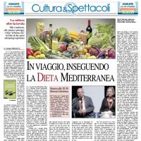 Andare per i luoghi della dieta mediterranea sul Quotidiano di Lecce