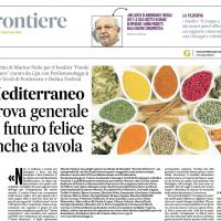 Mediterraneo. Prova generale di futuro felice anche a tavola – Il Gazzettino