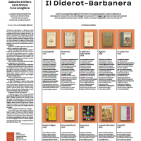 Il Diderot-Barbanera – Robinson, inserto culturale di Repubblica