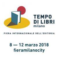 12 marzo. Tempo di Libri – Milano
