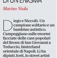 Diego e Niccolò le due facce di un enigma – la Repubblica Napoli