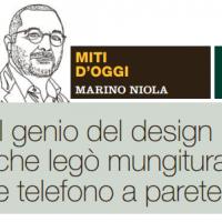 Il genio del design che legò mungitura e telefono a parete – il Venerdì di Repubblica