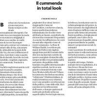 Il cummenda in total look – la Repubblica