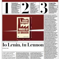 Io Lenin, tu Lennon – la Repubblica