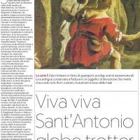 Viva viva Sant'Antonio globe trotter – la Repubblica
