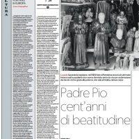 Padre Pio cent'anni di beatitudine – la Repubblica