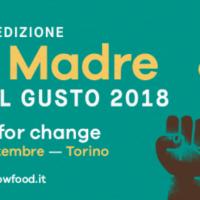 21 settembre – Terra Madre Salone del Gusto di Torino