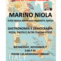 Lecture at University of Wisconsin-Madison