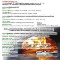 6 dicembre. Reggia di Portici – L'Arte del Pizzaiuolo napoletano
