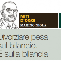 Divorziare pesa sul bilancio. E sulla bilancia – il Venerdì di Repubblica