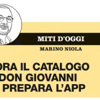 Ed ora il catalogo di Don Giovanni lo prepara l'app – il Venerdì di Repubblica