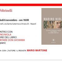 6 novembre. la Feltrinelli Napoli