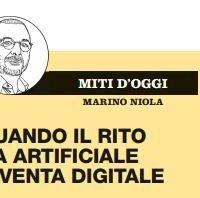 Quando il rito da artificiale diventa digitale – il Venerdì di Repubblica